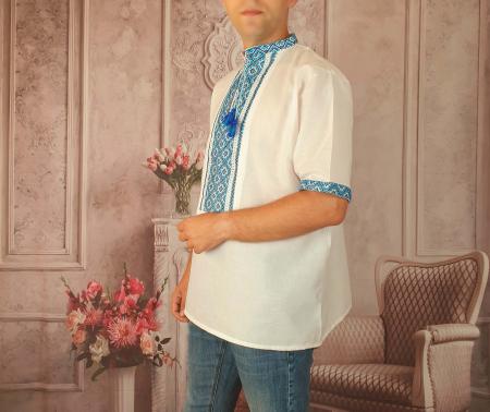 Camasa Traditionala cusuta manual Dinu 5 [1]