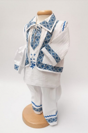 Costum National pentru baieti Raul 4 [2]