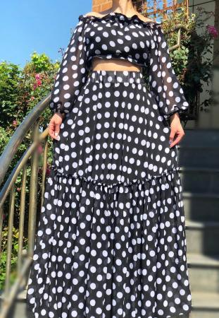 Compleu bluza si fusta lunga - Vara 6 [1]