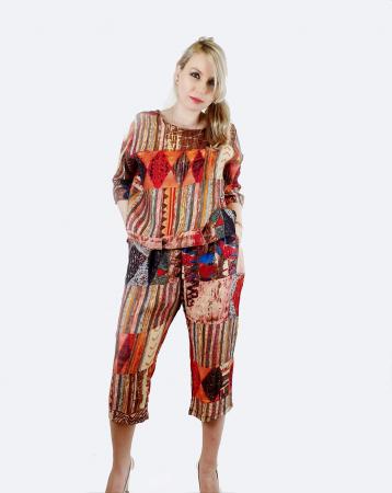 Compleu dama Multicolor 2 [4]