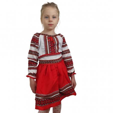 Costum Popular fetite Claudia3
