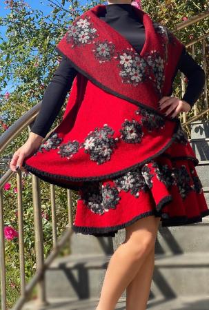 Costum din lana  Anisoara 2 [0]