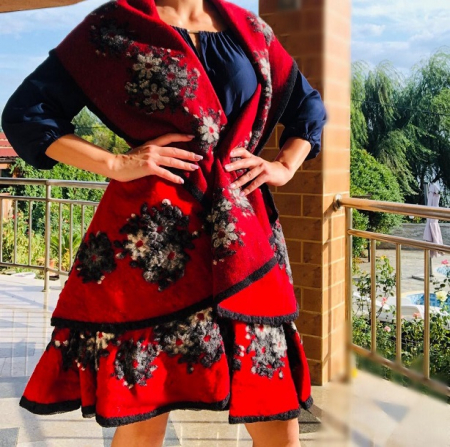 Costum din lana Anisoara [0]