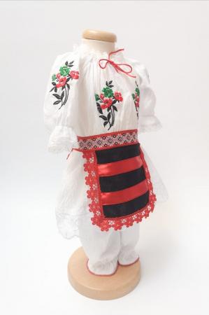 Costum national fete - Mira [9]