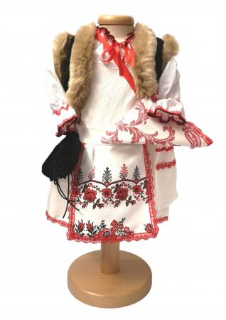 Costum Traditional Fetite Miriam [0]