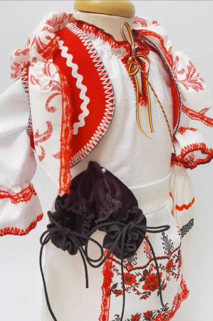 Costum national fetite - Mira 2 [3]