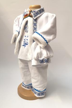 Costum Traditional pentru baieti Raul 130
