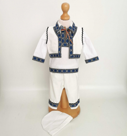Costum National pentru baieti Adi 4 [0]
