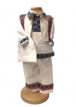 Costum National pentru baieti Adi 3 [2]