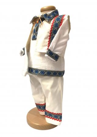 Costum National pentru baieti Adi 3 [0]