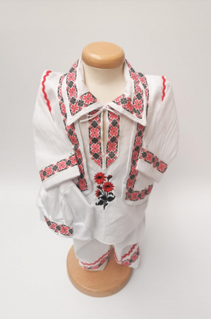 Costum National pentru baieti Raul 5 [0]