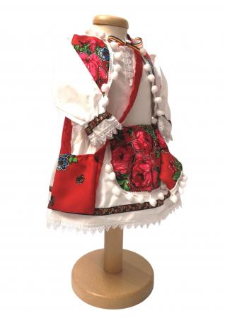 Costum Traditional Fetite Manuela (1 an la 8 ani ) [2]