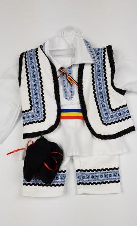 Costum Traditional Baietei 0-12 luni1