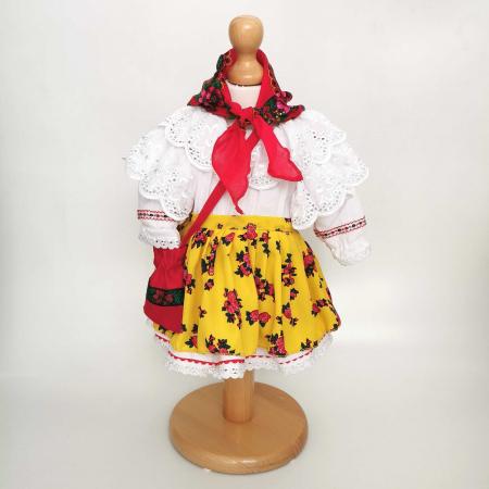 Costum Traditional Fetite 0-12 luni Mode VI [0]