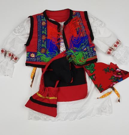 Costum Traditional Botez Fetite Catalina2