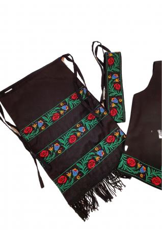 Costum traditional fetite Mira8