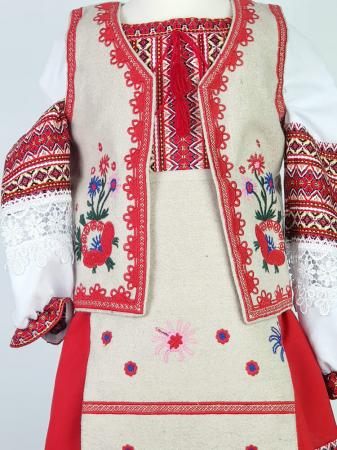 Costum traditional fetite Mira [1]