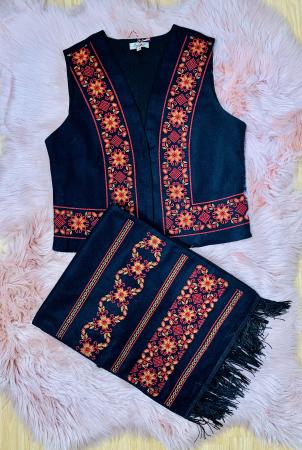 Costum traditional - Margo 6 - 3 piese [0]