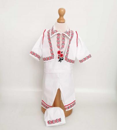 Costum Traditional pentru baieti Raul 15 [3]