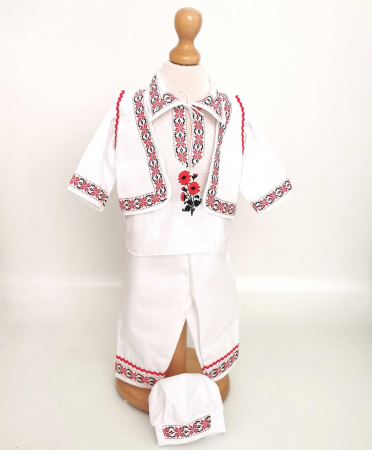 Costum Traditional pentru baieti Raul 15 [0]