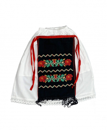 Fustita Traditionala Fetite Alba [1]
