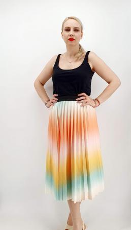 Fusta plisata multicolor [1]