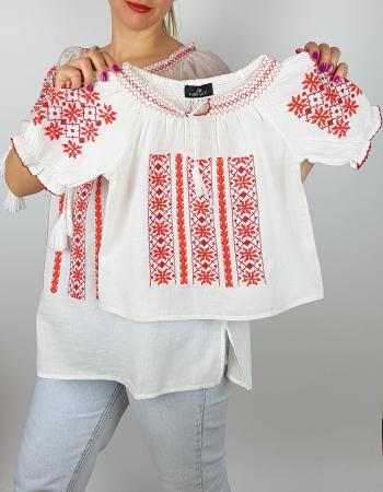 Ie Traditionala fetita Ecaterina [1]