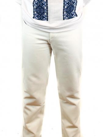 Pantaloni albi pentru barbati [0]