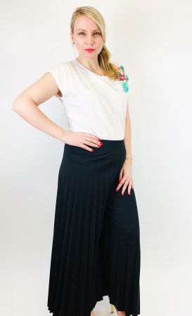 Pantaloni Plisati - dama [2]