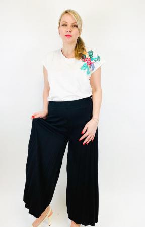 Pantaloni Plisati - dama [1]