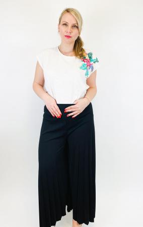 Pantaloni Plisati - dama [0]