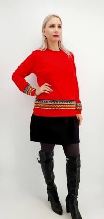 Pulover stilizat traditional - Diferite culori [1]