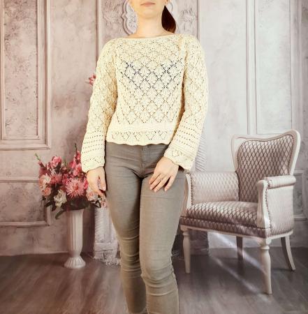 Pulover tricotat - Anita [0]