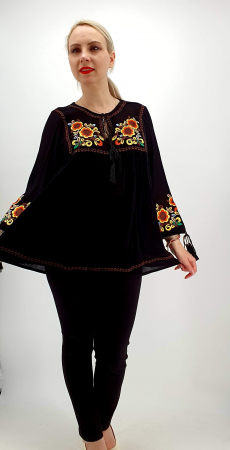 Bluza stilizata traditional Olivia3