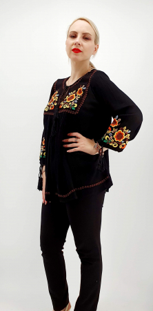 Bluza stilizata traditional Olivia1