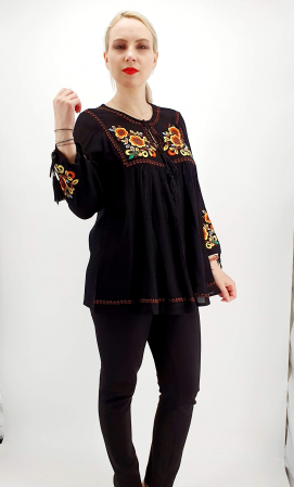 Bluza stilizata traditional Olivia0