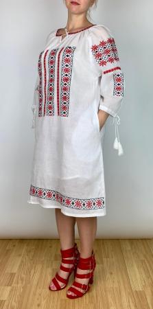 Rochie Traditionala Brodata Marilena [1]