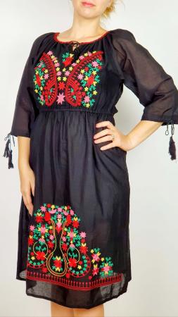 Rochie Traditionala Brodata Nastya [2]