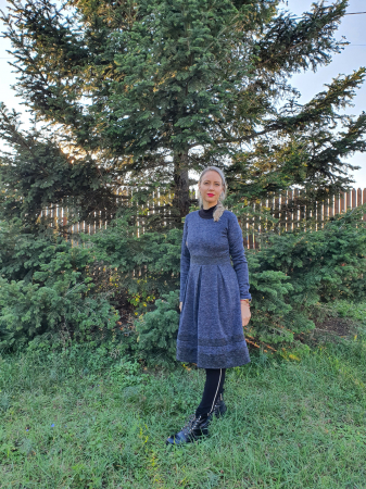 Rochie din tricot - Iuliana 4 [4]