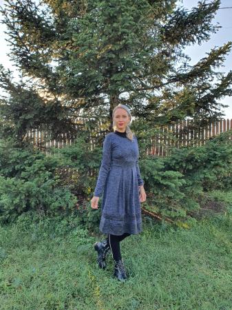 Rochie din tricot - Iuliana 4 [3]
