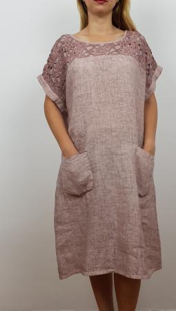 Rochie din In - Dragana0