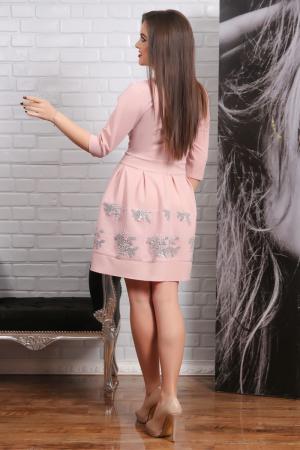 Rochie Eleganta cu Motive Florale Eva 3 [2]