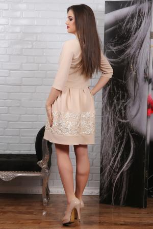 Rochie Eleganta cu Motive Florale Eva 5 [2]