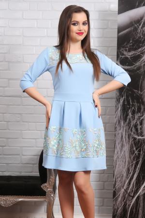 Rochie Eleganta cu Motive Florale Eva0