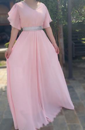 Rochie Eleganta din voal Victorita [1]