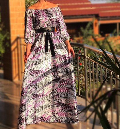 Rochie eleganta lunga Mada 3 [0]