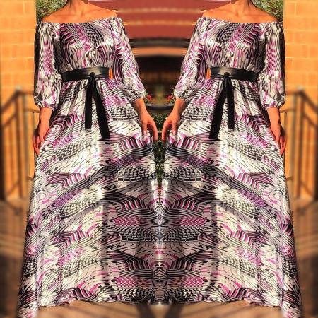 Rochie eleganta lunga Mada 3 [1]