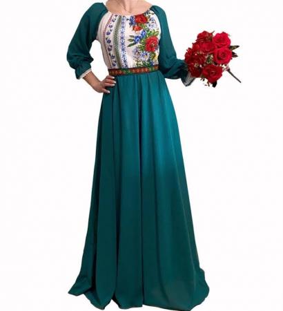 Rochie eleganta lunga Martha 2 [1]