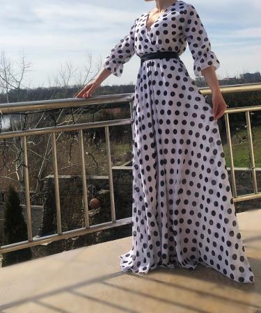 Rochie eleganta lunga - Nela [1]