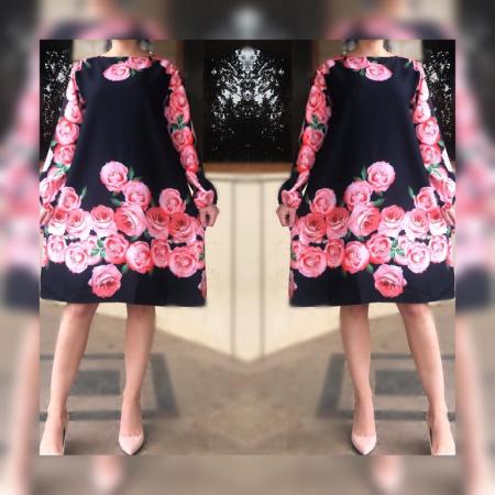 Rochie florala Toni 9 [0]